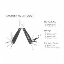 Win & Win - Wiawis Multi Tool Wrench