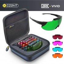 X Sight Sport - 2RX Vivid Archery Glasses Set
